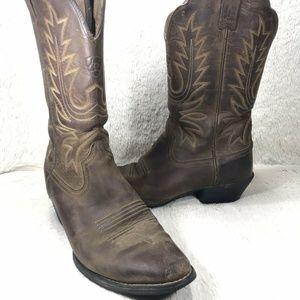Ariat Heritage Western Cowboy Size 6.5